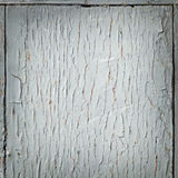 Cracked gray paint texture Royalty Free Stock Photos