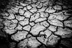 Cracked ground Royalty Free Stock Image