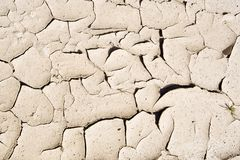 Cracked ground Stock Photo