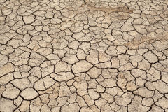 Cracked Ground, Crecked Texture Royalty Free Stock Image