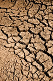 Cracked Ground Dirt Royalty Free Stock Photos