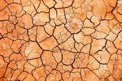 Cracked ground Royalty Free Stock Photography