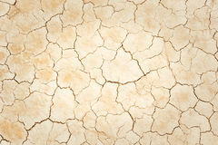 Cracked ground texture Royalty Free Stock Photos