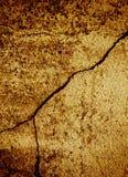 Cracked grunge background Stock Photo