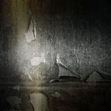 Cracked grunge background Royalty Free Stock Photos
