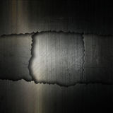 Cracked grunge metal background Stock Photo