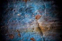 Cracked Grunge Stone Wall Background Royalty Free Stock Images