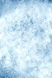 Cracked Ice Royalty Free Stock Photography