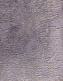 Cracked Leather Background Royalty Free Stock Images