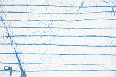 Cracked Lines Royalty Free Stock Photo