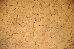 Cracked loam Royalty Free Stock Photography