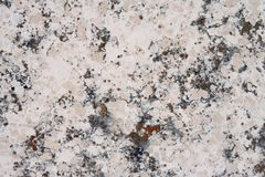 Cracked marble wall Stock Images