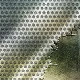 Cracked metal background Royalty Free Stock Photos