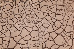 Crack mud texture for artistic background royalty free stock images