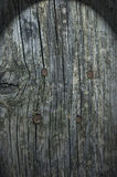 Cracked old/vintage wood texture royalty free stock photo