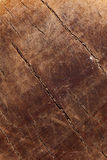 Cracked old wooden backdrop backgroung, full frame Stock Image