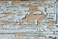 Cracked paint Royalty Free Stock Image