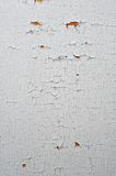 Cracked paint Royalty Free Stock Photos