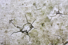 Cracked paint grunge background Royalty Free Stock Photography