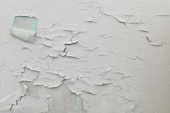 Cracked paint Stock Photography