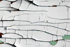 Cracked paint texture Royalty Free Stock Photography