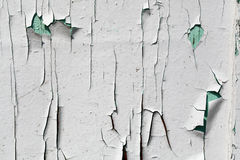 Cracked paint texture Stock Photo