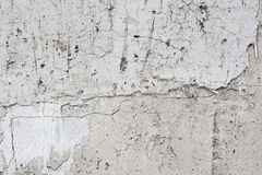 Cracked plaster Royalty Free Stock Photo