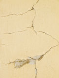 Cracked plaster texture Royalty Free Stock Photos