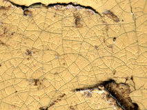 Cracked pottery Royalty Free Stock Photo