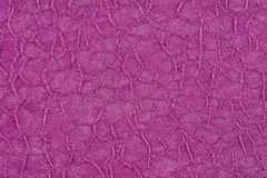 Cracked purple paint on the metal, backgrounds. Abstract background, empty template. Top view stock images