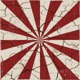 Cracked ray grunge background Stock Photos