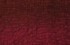 Cracked Red Abstract Texture Royalty Free Stock Images