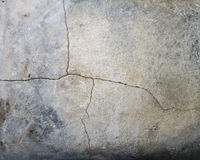 Cracked scorched rock Royalty Free Stock Images