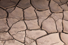 Cracked soil Royalty Free Stock Photos