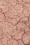 Cracked soil ground Royalty Free Stock Photography