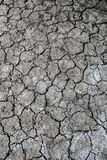Cracked soil ground Royalty Free Stock Image