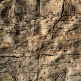 Cracked stone texture Royalty Free Stock Image