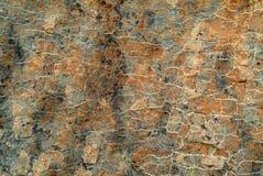 Cracked stone texture Stock Photo