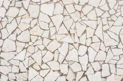 Cracked Stone Wall Background Stock Photos