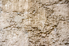 Cracked stone wall texture Royalty Free Stock Photography