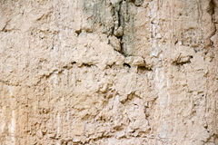Cracked stone wall texture Royalty Free Stock Photo