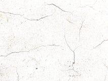 Cracked stucco - grunge background Stock Photography