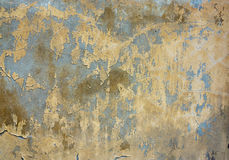 Cracked stucco - grunge background Royalty Free Stock Photography
