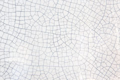 Cracked texture of old ceramic pottery Royalty Free Stock Photo