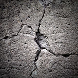Cracked Wall Background Stock Images