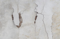 Cracked wall Stock Photos