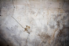 Cracked Wall Surface Stock Photos