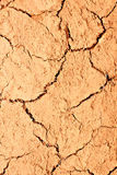 Cracked wall texture Royalty Free Stock Images