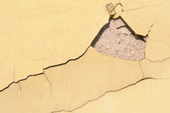 Free Cracked Wall Texture Stock Image - 5815691