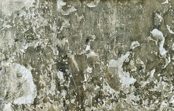 Cracked weathered wall. Stone texture background Stock Images